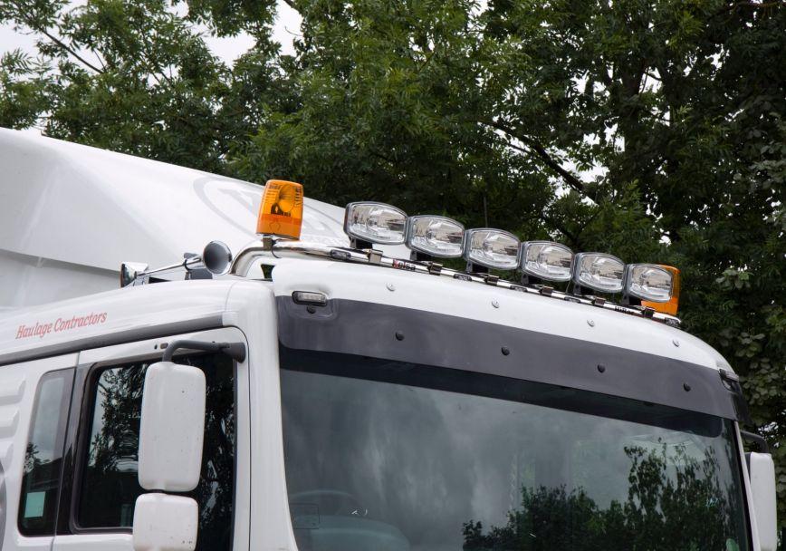 Střešní nerezový rám Kelsa HiBar pro  Man TGX Euro6 XL