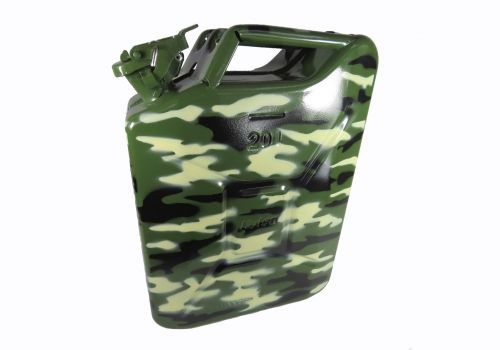 20 Litre Camouflage Jerry Can