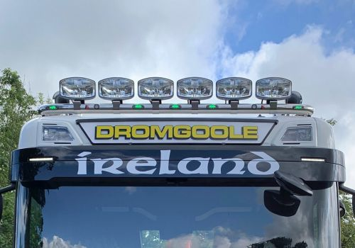 LED Nameboard Next Gen. Scania Normal Cab