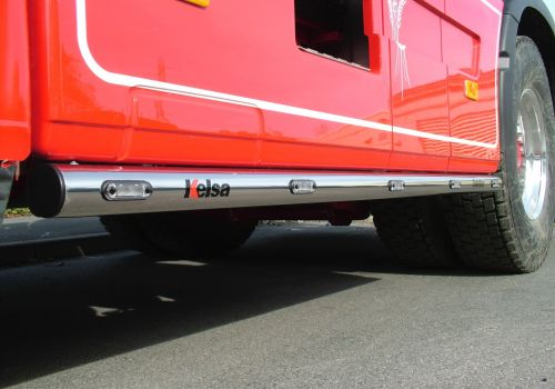 Sidebars 3.2M Wheelbase