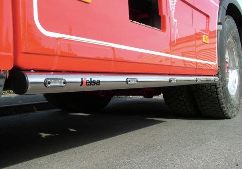 SideBars 3.0M Wheelbase