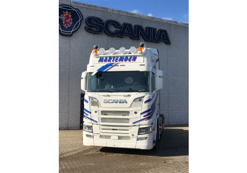 LED Nameboard Next Gen. Scania - without skylights