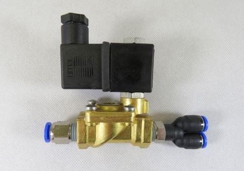 Airhorn solenoid
