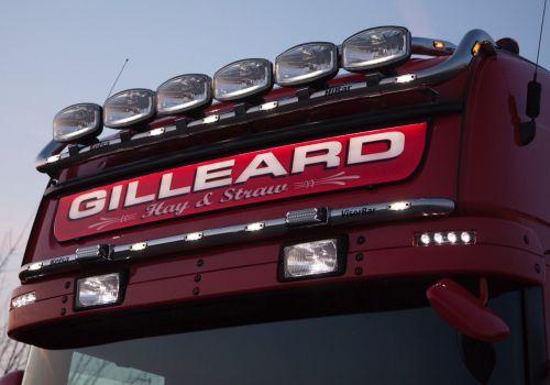 LED Nameboard Scania Topline